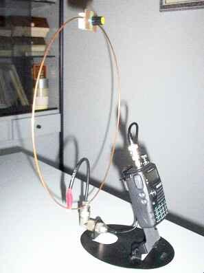 antena portable