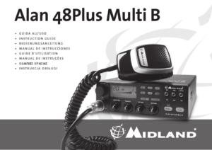 Instrucciones en Español Midland Alan 48 Plus