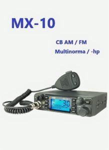 Instrucciones MX-10